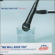 Click here for more info about 'We Will Rock You - Remixes 2003'
