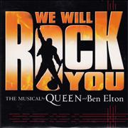 Click here for more info about 'Queen - We Will Rock You - The Musical by Queen and Ben Elton'