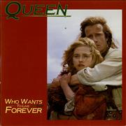 Click here for more info about 'Queen - Who Wants To Live Forever'
