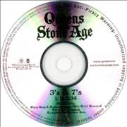 Click here for more info about 'Queens Of The Stone Age - 3's & 7's'
