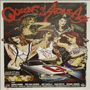 Click here for more info about 'Queens Of The Stone Age - Australian Tour Poster [Hobart]'