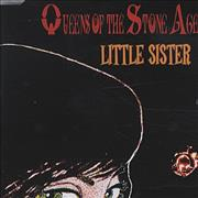Click here for more info about 'Queens Of The Stone Age - Little Sister'
