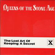 Click here for more info about 'Queens Of The Stone Age - The Lost Art Of Keeping A Secret'