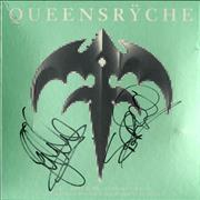 Click here for more info about 'Queensryche - Best I Can - Autographed'
