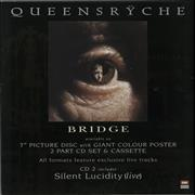 Click here for more info about 'Queensryche - Bridge - Display Flat'