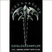Click here for more info about 'Queensryche - Catalogue Sampler'
