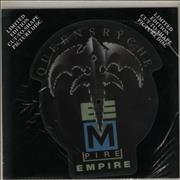 Click here for more info about 'Queensryche - Empire + Backing Card'