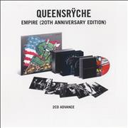 Click here for more info about 'Queensryche - Empire - 20th Anniversary Edition'