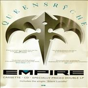 Click here for more info about 'Queensryche - Empire'