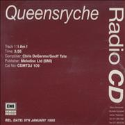 Click here for more info about 'Queensryche - I Am I'
