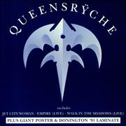 Click here for more info about 'Queensryche - Jet City Woman - EX'