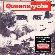 Click here for more info about 'Queensryche - Overseeing The Operation EP'