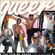 Click here for more info about 'Queer - You Spin Me Round [Like A Record]'