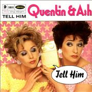 Click here for more info about 'Quentin & Ash - Tell Him'