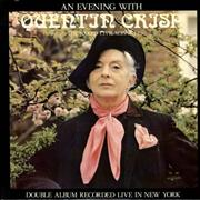 Click here for more info about 'An Evening With Quentin Crisp'