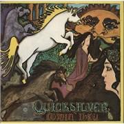 Quicksilver Messenger Service Comin' Thru UK vinyl LP