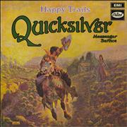 Click here for more info about 'Quicksilver Messenger Service - Happy Trails - lime green'