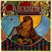 Quicksilver Messenger Service Quicksilver - Green Label UK vinyl LP