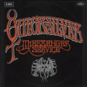 Quicksilver Messenger Service Quicksilver Messenger Service - lime green UK vinyl LP