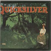 Click here for more info about 'Quicksilver Messenger Service - Shady Grove - peach label'