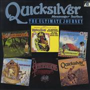 Click here for more info about 'Quicksilver Messenger Service - The Ulimate Journey'