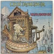 Quicksilver Messenger Service What About Me - EX UK vinyl LP