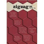 Click here for more info about 'Quicksilver Messenger Service - Zig Zag Magazine No. 38'