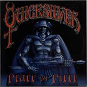 Click here for more info about 'Quicksilver - Peace By Piece'