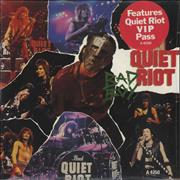Click here for more info about 'Quiet Riot - Bad Boy + Laminate'