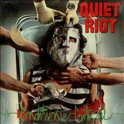 Click here for more info about 'Quiet Riot - Condition Critical - Sealed'