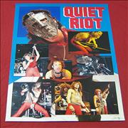 Click here for more info about 'Quiet Riot - Condition Critical'