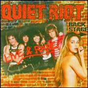 Click here for more info about 'Quiet Riot - Live And Rare'