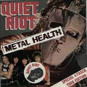 Click here for more info about 'Quiet Riot - Metal Health + Patch'
