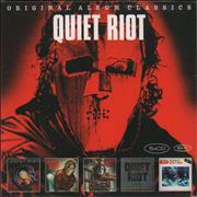 Click here for more info about 'Quiet Riot - Original Album Series - Sealed'