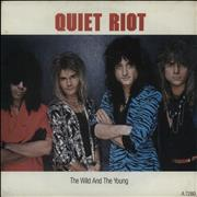 Click here for more info about 'Quiet Riot - The Wild And The Young'
