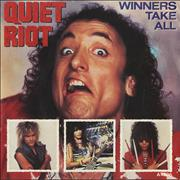 Click here for more info about 'Quiet Riot - Winners Take All'