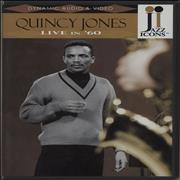 Click here for more info about 'Quincy Jones - Live In '60'