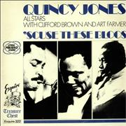 Click here for more info about 'Quincy Jones - 'Scuse These Bloos'