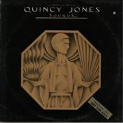 Click here for more info about 'Quincy Jones - Sounds... And Stuff Like That! - Promo Stickered'