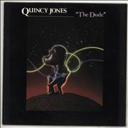Click here for more info about 'Quincy Jones - The Dude - Gold stamped'