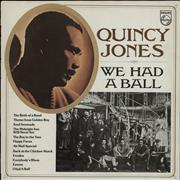 Click here for more info about 'Quincy Jones - We Had A Ball'