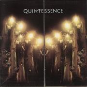Click here for more info about 'Quintessence - Quintessence - Pink 'i' Label - EX'