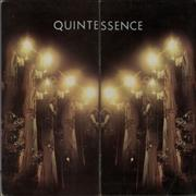 Click here for more info about 'Quintessence - Quintessence - Pink 'i' Label - VG'