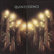 Click here for more info about 'Quintessence - Quintessence - Pink 'i' Label'