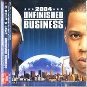 Click here for more info about 'R Kelly - 2004 Unfinished Business'