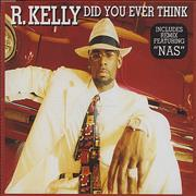 Click here for more info about 'R Kelly - Did You Ever Think'