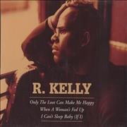 Click here for more info about 'R Kelly - Only The Loot Can Make Me Happy'