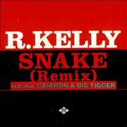 Click here for more info about 'R Kelly - Snake (Remix)'