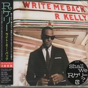 Click here for more info about 'R Kelly - Write Me Back - Sealed'