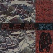 REM '95 Tour UK tour programme